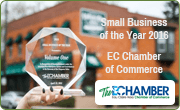 Eau Claire Chamber of Commerce Small Business of the Year 2016
