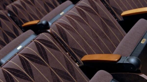 Neat seats.