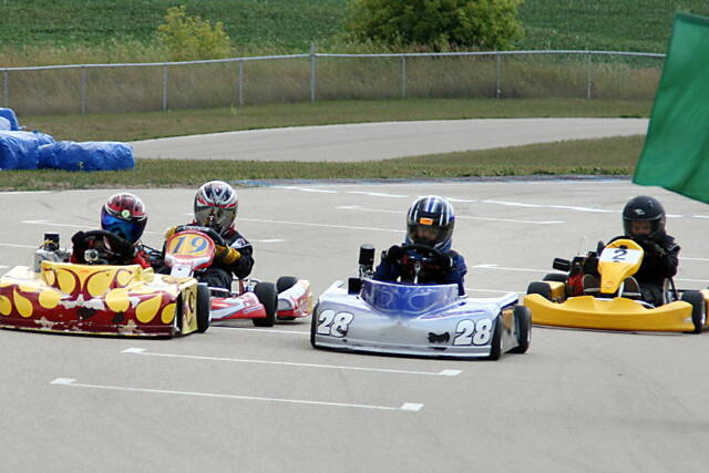 Go Kart Racing Houston >> Not Your Average Go-Kart - the Midwest Karting Assoc. takes...
