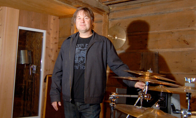 John Richardson plays drums for the Gin Blossoms, used to be in Badfinger, and has collaborated with talent from Wilco and Foghat to The Shoes and Velvet Crush. He's also a farmer.