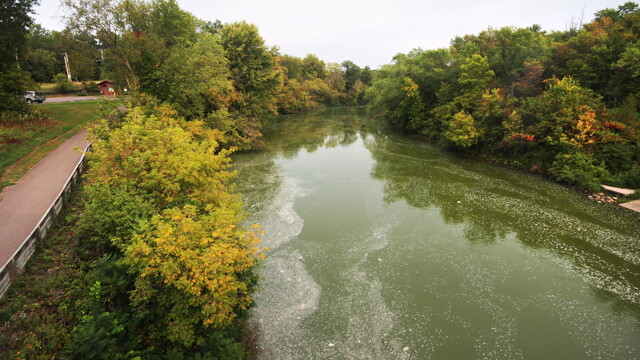 New efforts to find solutions to phosphorus-related problems in the Red Cedar Watershed might remedy  the algae blooms that cover Tainter Lake and Lake Menomin.