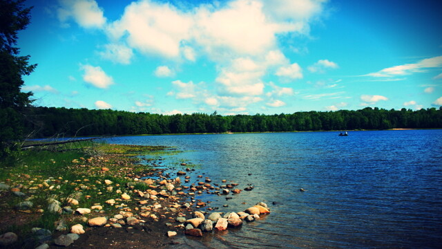 Lost Lake, Chequamegon-Nicolet National Forest