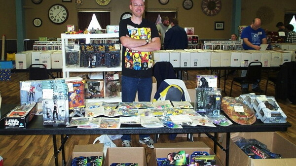 This year's convention will feature Andrew Ritchie (Image), Steve Kurth (Marvel), Mike Wallace, Mark Lone, Kurt Wiegel (GameGeeksRPG.com), and more.