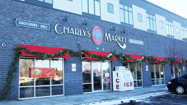 Of the $150,000 in incentive money developer Geoff Moeding received for the market, about $50,000 was passed to Charly's owners for operations. The other $100,000 went toward the store's infrastructure.