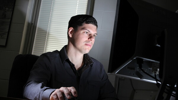 UW-Eau Claire professor Justin Patchin is a nationally recognized expert on cyberbullying.
