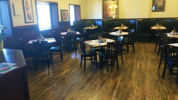 Pete's Restaurant & Spirits' remodeled interior
