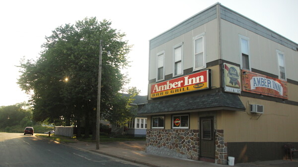 CHEERS TO THAT! What we now know as the Amber Inn has been a saloon of some kind at 840 E. Madison St. for more than 130 years – a unique achievement for any local business.