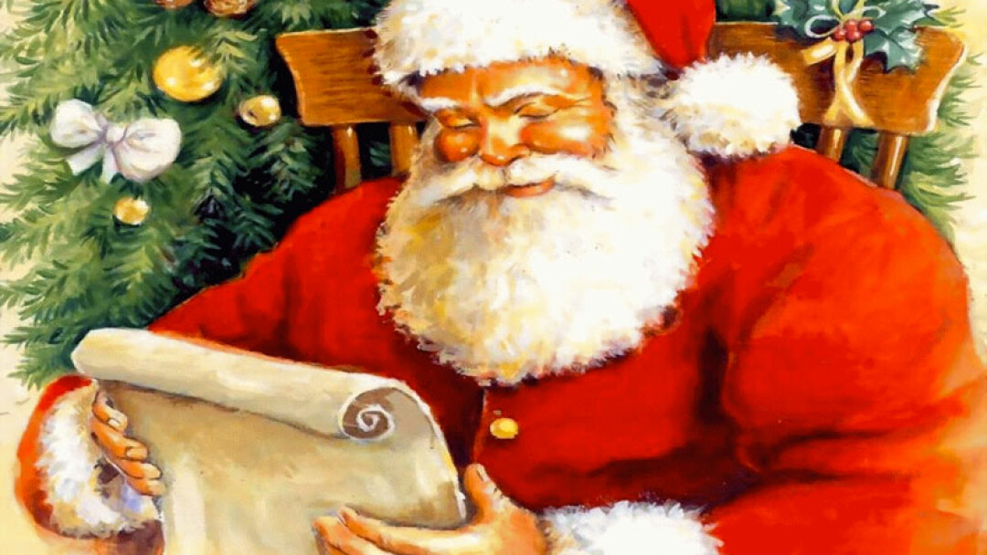 rejection letters from santa - 2014 - colorful correspondence