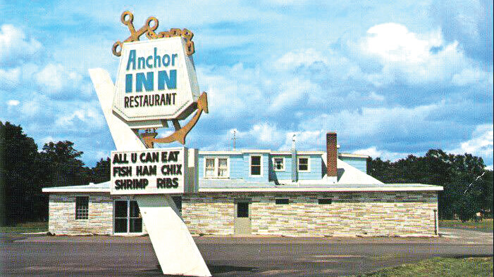The Anchor Inn – Photo by Christopher Stone via Our Old Town Eau Claire