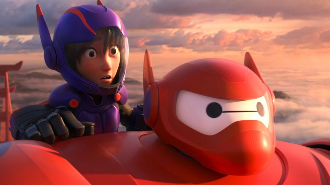 Big Hero 6, the first featured film of Summer Cinema 2015
