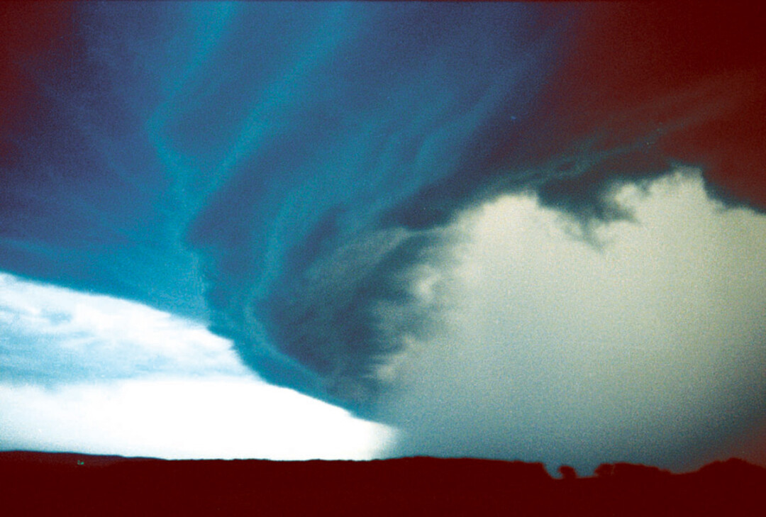 Struck By The Spear The Infamous Storm Of 1980 May Have