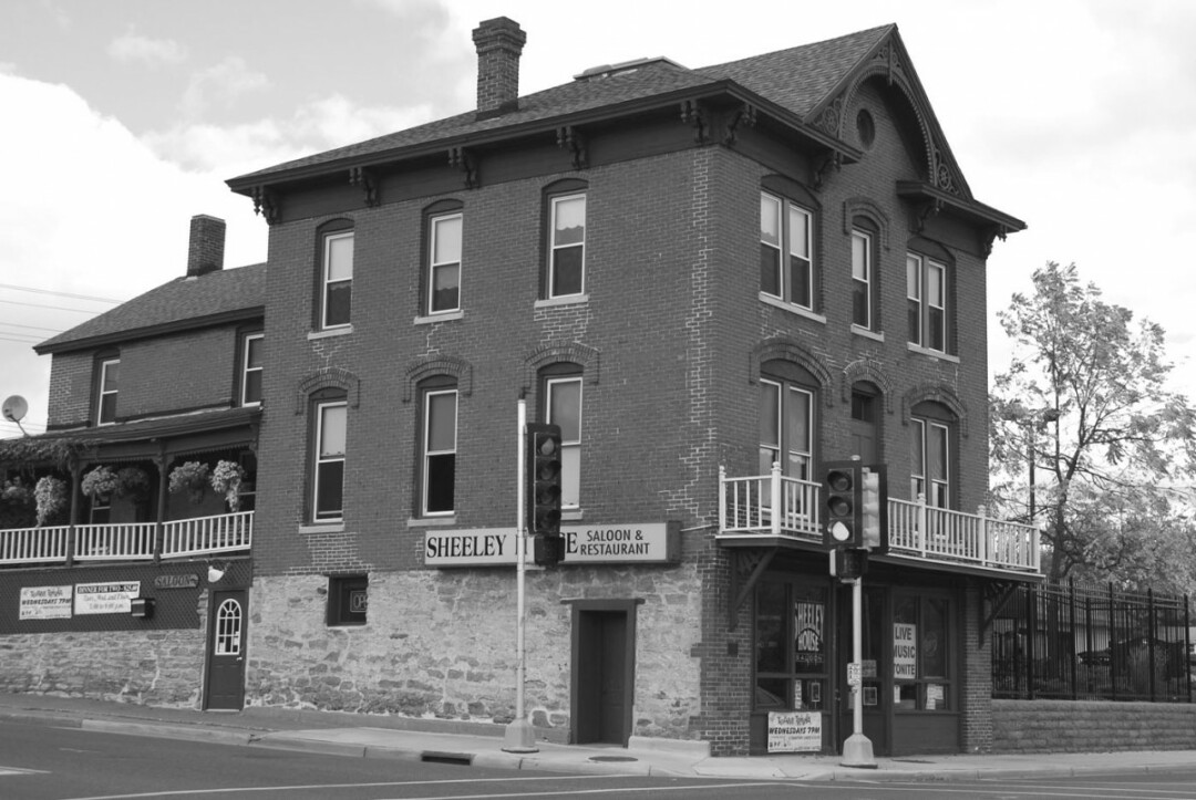 Sheeley House Saloon, Chippewa Falls