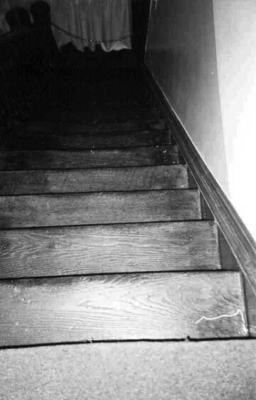 The deathly staircase.