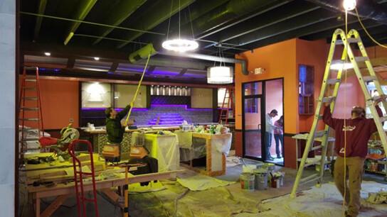 Eau Claires Downtown Sushi Fix Ninja Restaurant Gets A