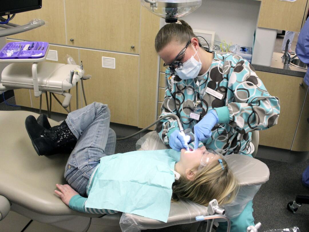 cvtc event offers free dental care for kids