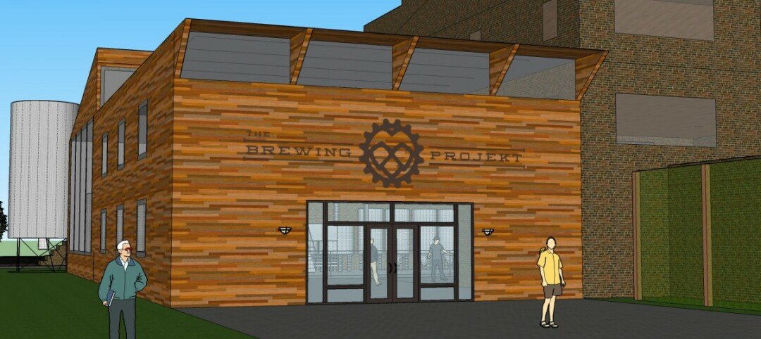 Image: The Eau Claire Brewing Project LLC
