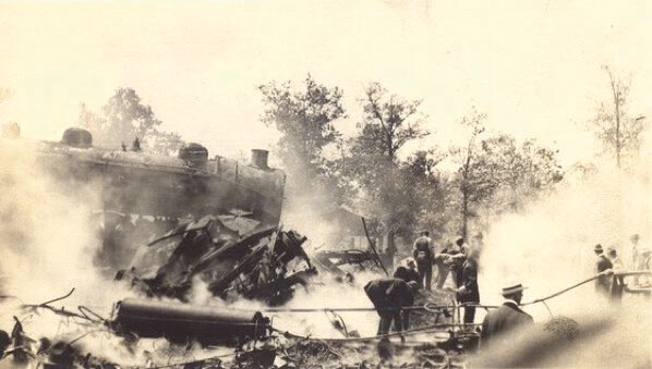 An estimated 86 people died in the 1918 Hagenbeck-Wallace Circus train wreck near Hammond, Ind.