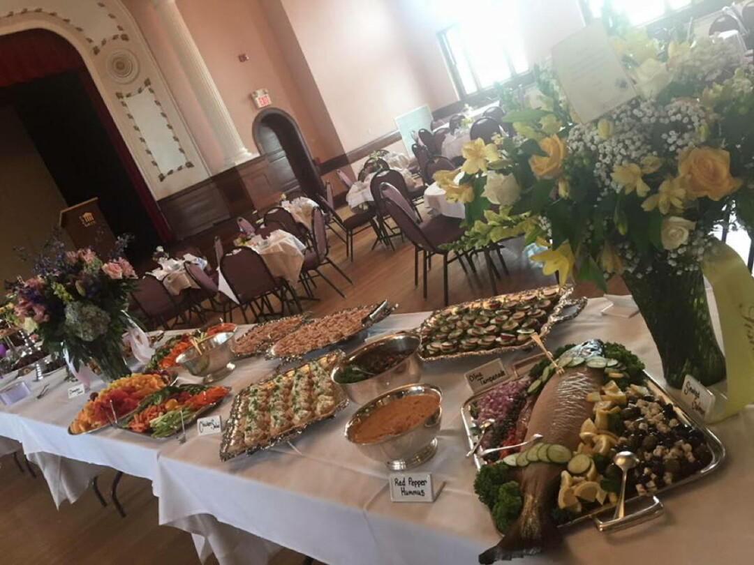 Bijou Catering offers endless options for parties and gatherings