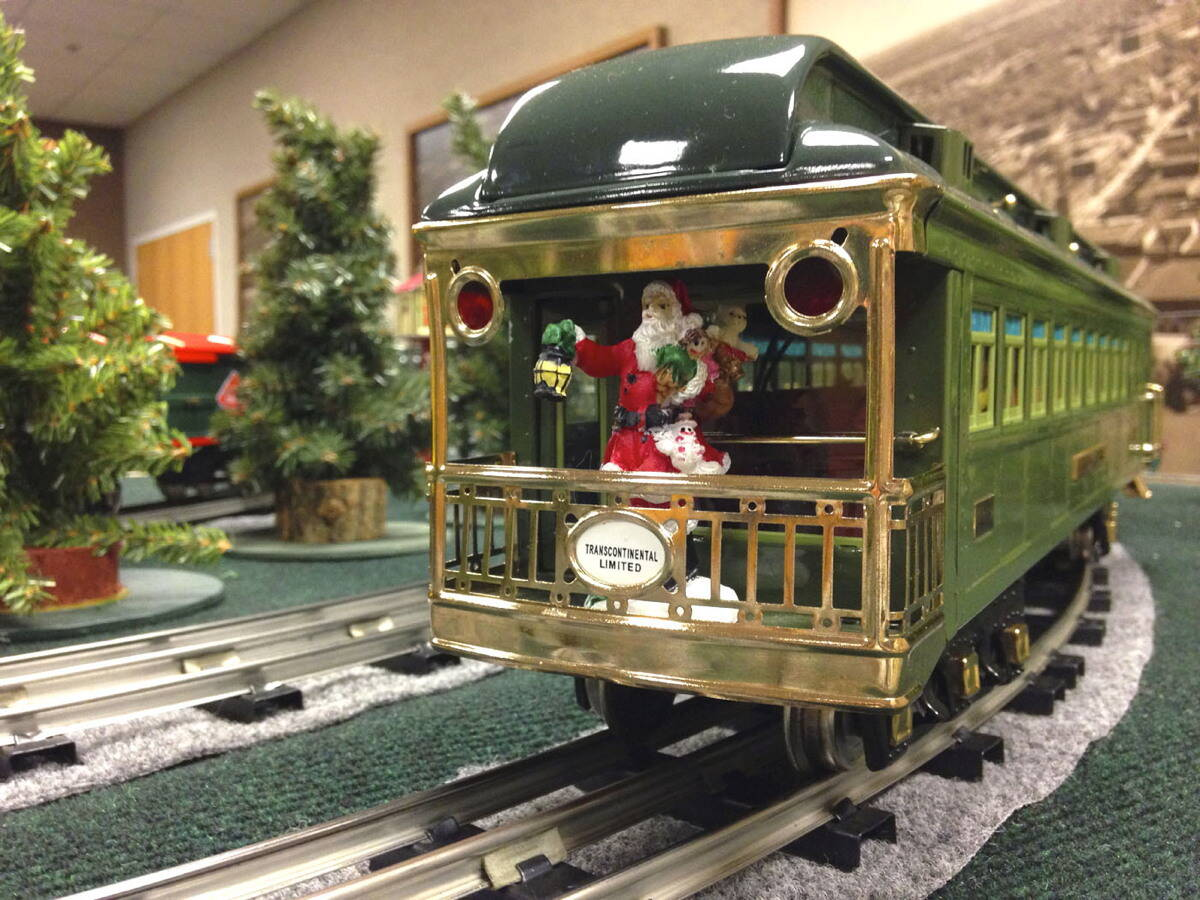 all aboard  cv museum readies annual holiday toy train