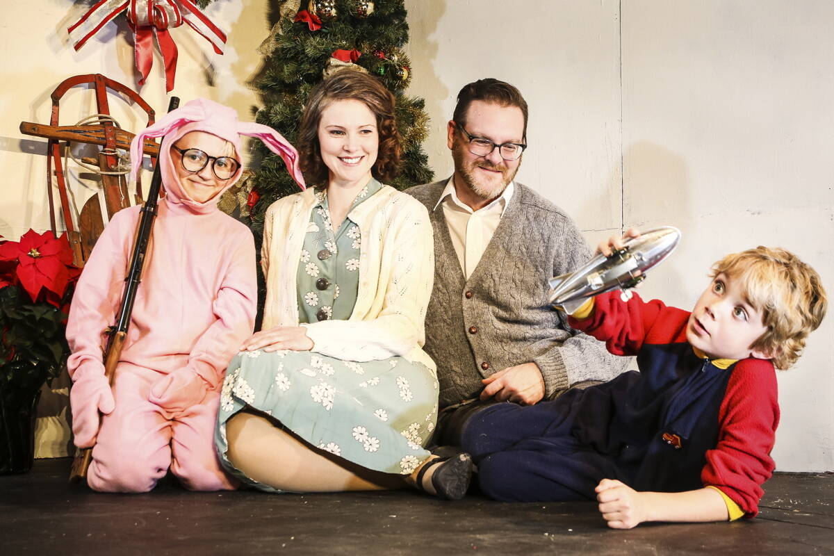 Staging the Holidays: Local theater groups bring Christmas to...