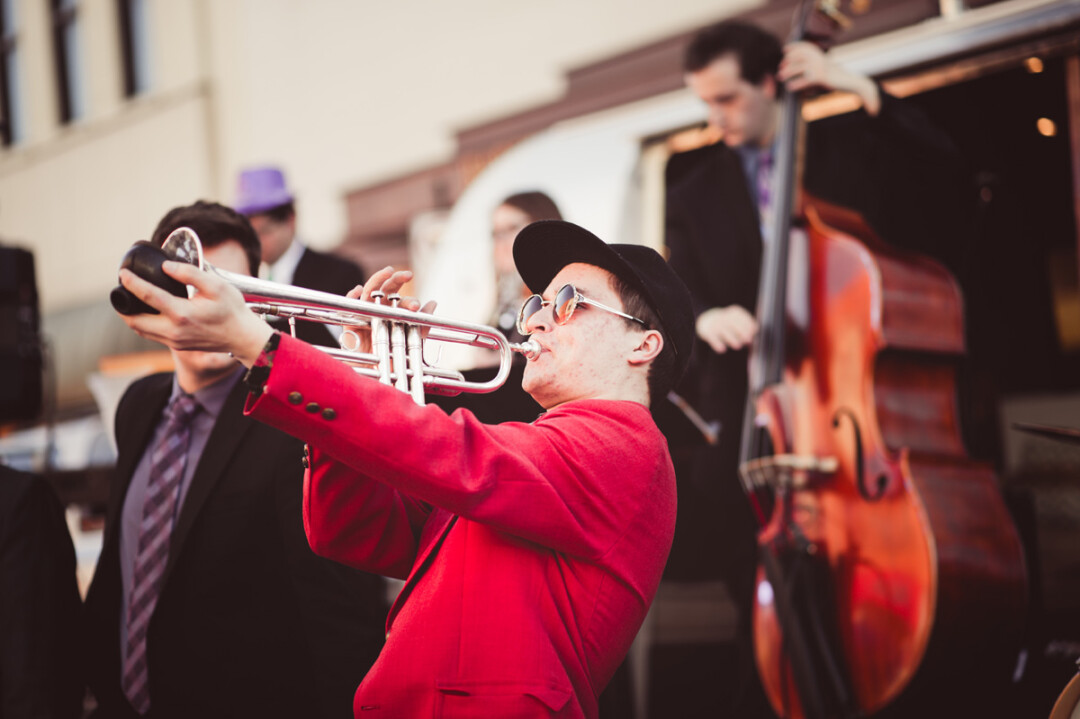 The Eau Claire Jazz Festival's 52 Street series of events slated for April 21 brings non-stop live jazz to downtown Eau Claire, spilling right out onto S. Barstow Street.