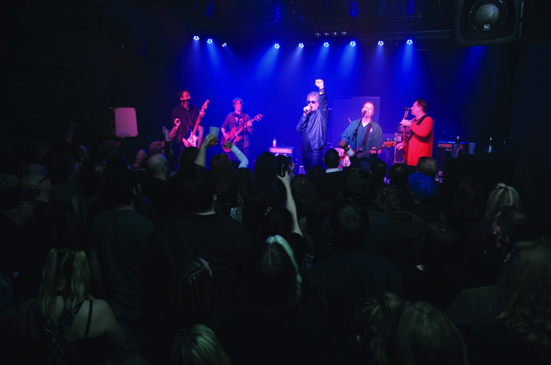 SHUTTING DOWN THE HOUSE. Among other things. Eau Claire's House of Rock became the home of Decedent Cabaret – an annual, multi-night showcase of local musical talent.