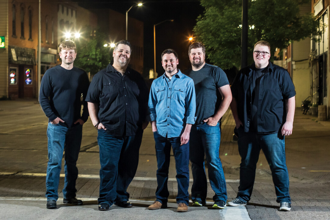 TAKING IT TO THE STREET. Jim Pullman-fronted Eau Claire rockers The Rattlenecks will have a new album – Heart Lies – out on June 4.
