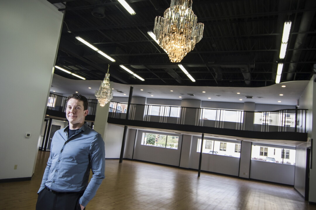 SPACE EXPLORATION. A new event venue in an old spot (210 E. Lake St.) – owner Benny Haas will revive one of the building's previous names: The Metro.