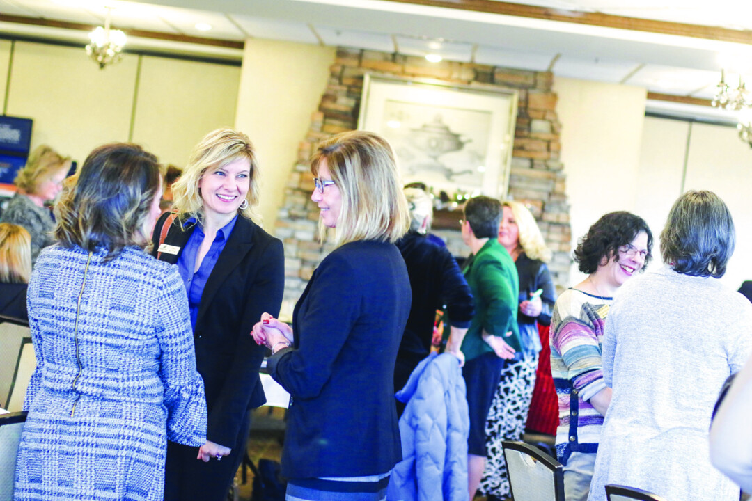 The Eau Claire Women's Giving Circle Gift of Giving Breakfast at the  Eau Claire Golf and Country Club