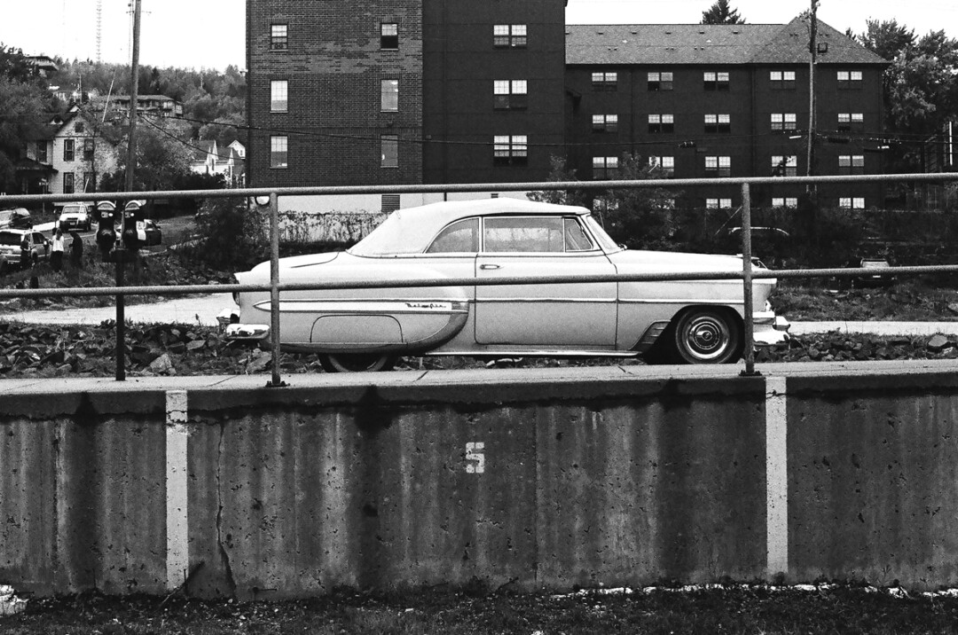 This sweet car shot by Adam Udenberg, and a delicate porch zine shot by Jon Edmonds are among the greats in the Eau Claire Analog film photography zine.