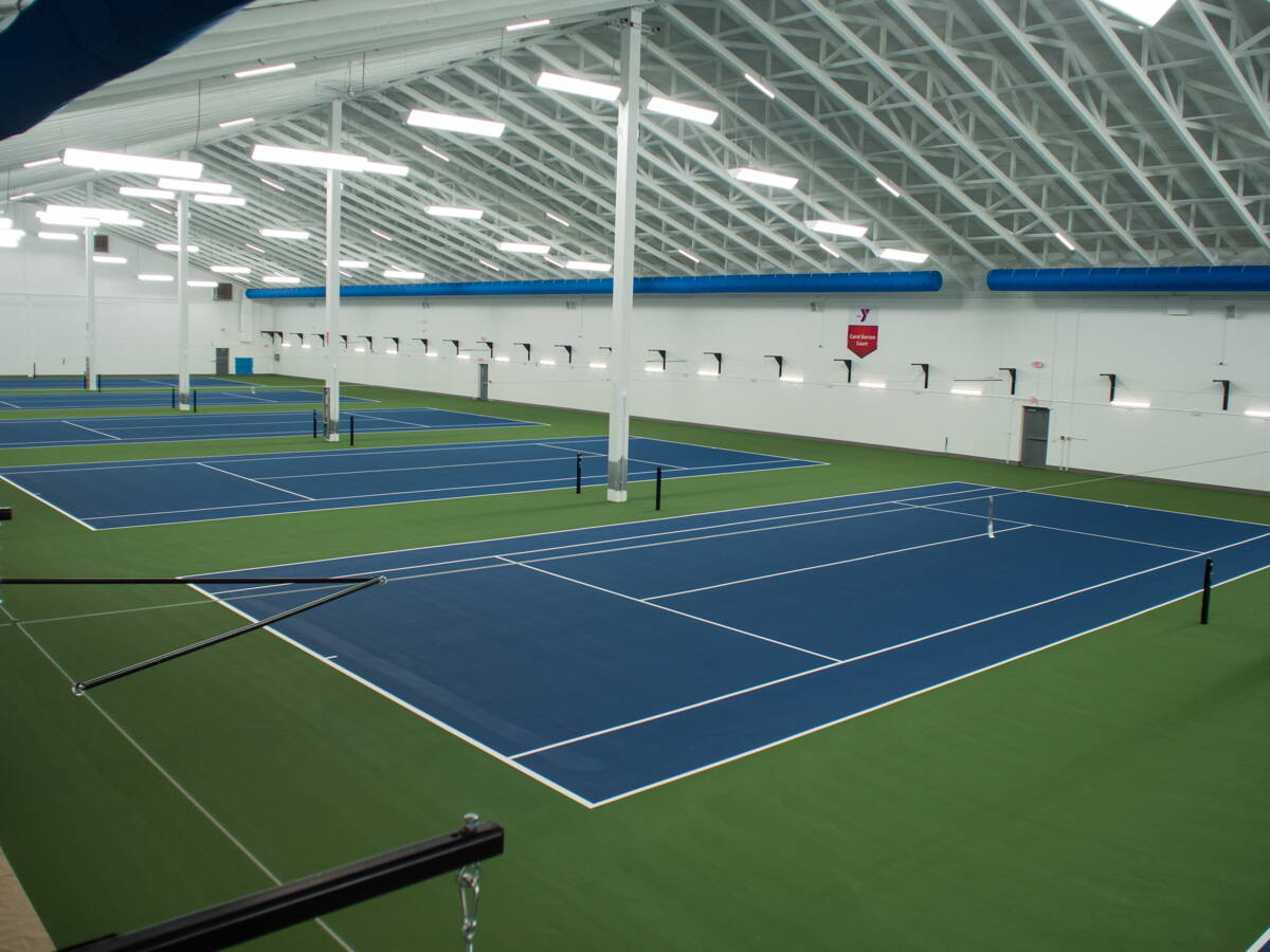Public Tennis Courts Near Me