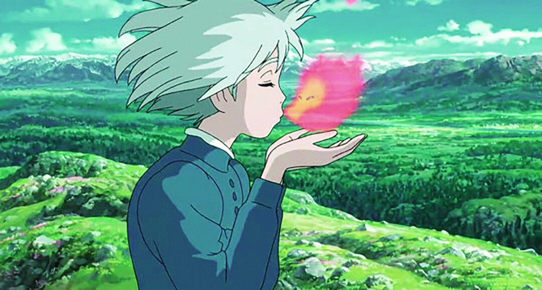 FANTASTICAL DOUBLE FEATURE. Hayao Miyazaki's Howl's Moving Castle and Jim Henson's Labyrinth will screen at the Chippewa Valley Anime Con, which also features tons of activities, games, and cosplay.