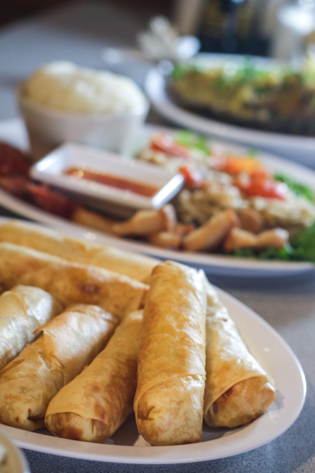 Father Daughter Team Follow Dream To Open Thai Restaurant In