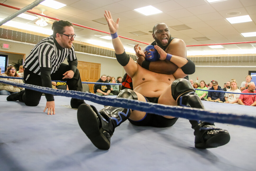 MEET ME IN THE SQUARED CIRCLE. Showtime Championship Wrestling has gained major traction over the last year. Their next local event on May 19 benefits Special Olympics for the second year in a row.
