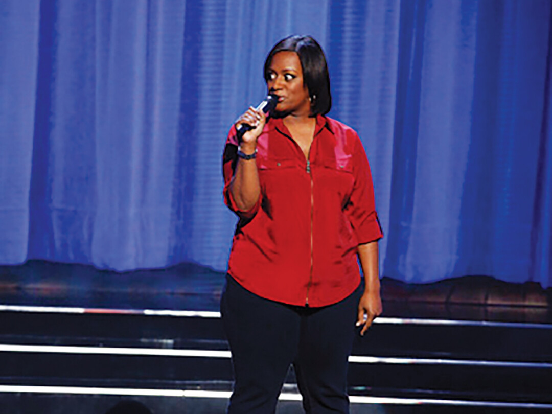 Erin Jackson on Last Comic Standing