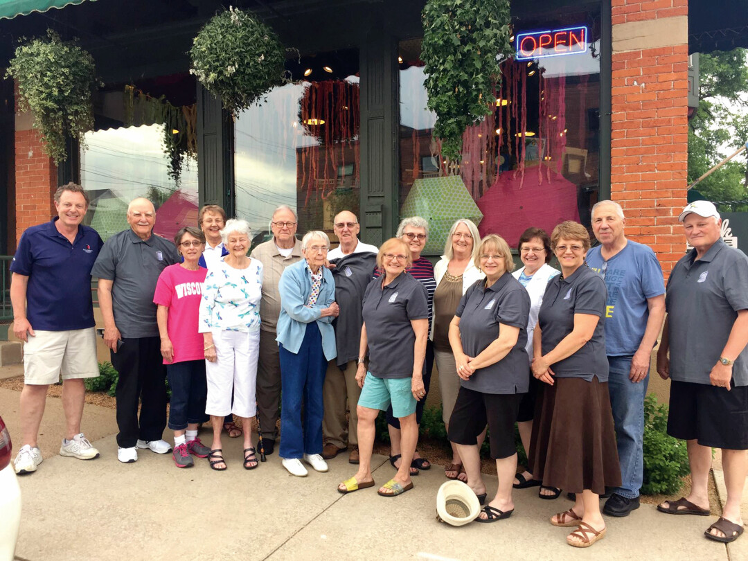 "the power of the pen. Members of the Chippewa Valley Local Authors, shown after a group meeting last summer, will take part in a ""Local Authors Live"" event on Nov. 25 at the Pablo Center."
