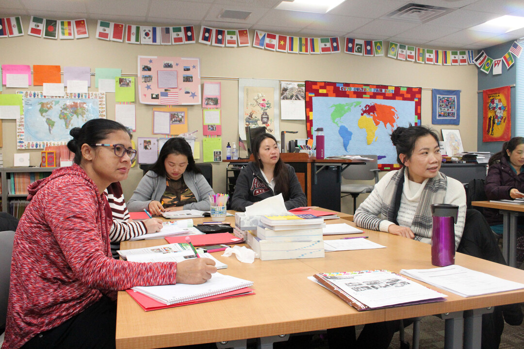 English Language Learners at CVTC