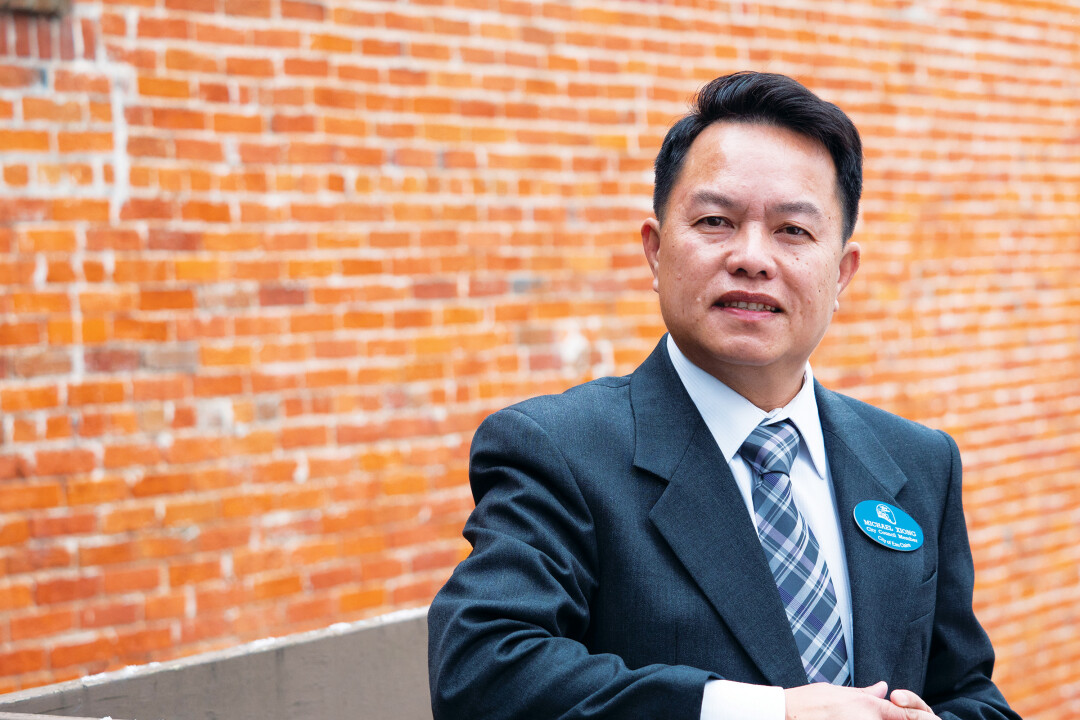 Michael Xiong, Eau Claire City Council