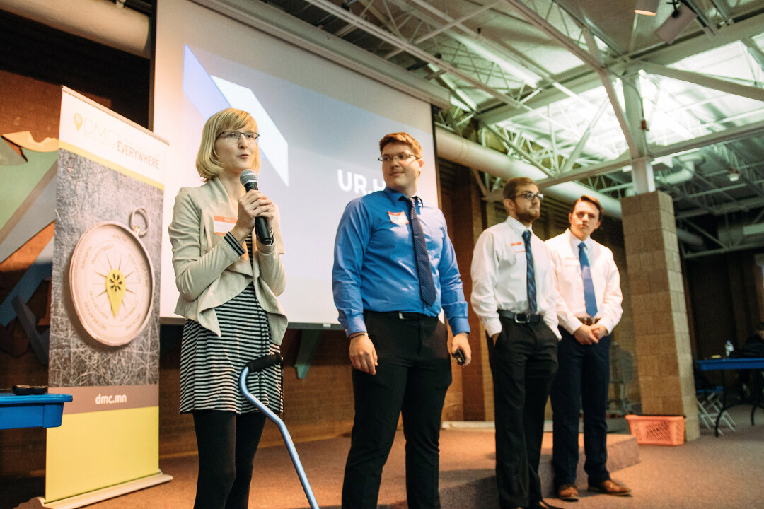 Blugolds Compete in First Assistive Tech Challenge