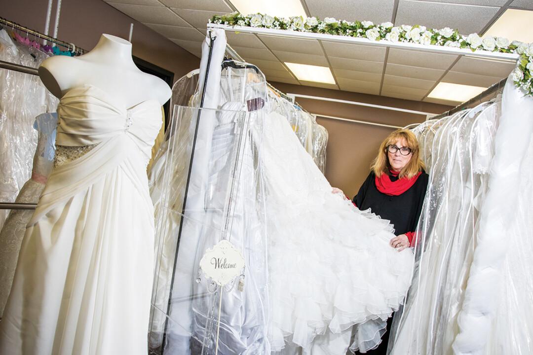 109ffbfcd7e0c Divine Consignment - bridal consignment shop expands local...