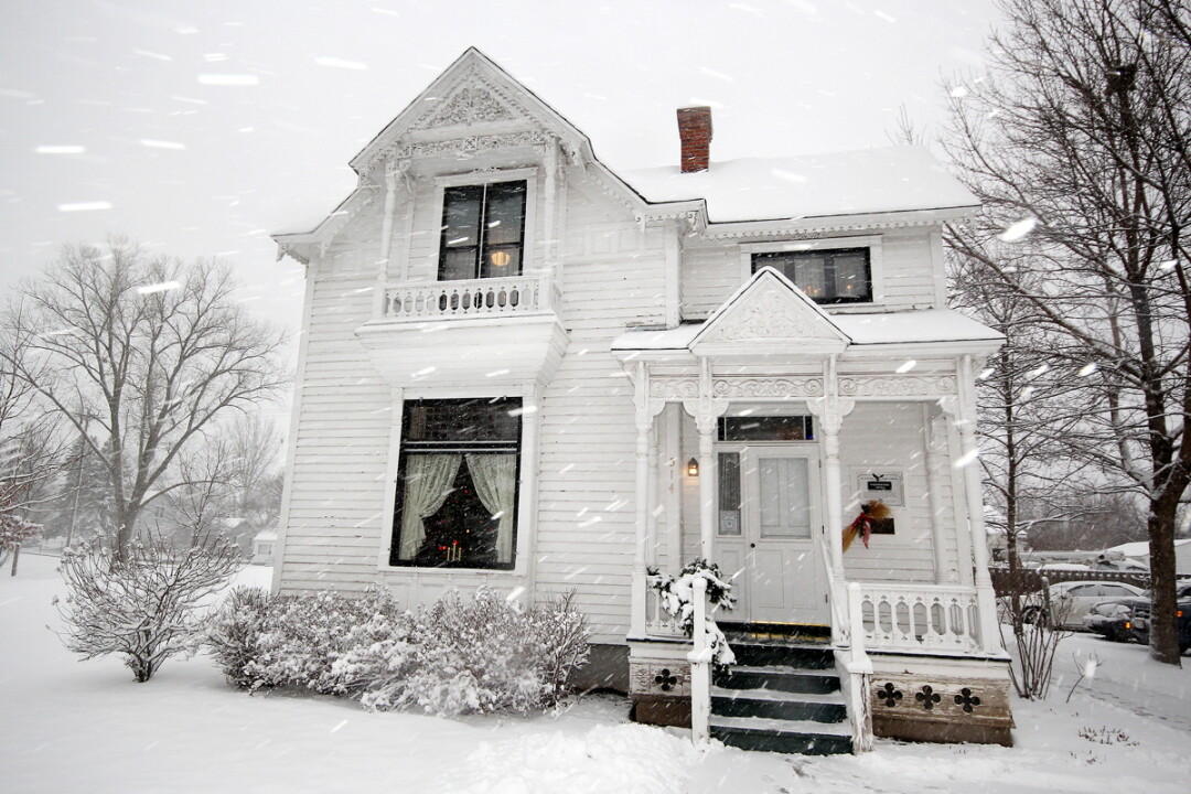 AMERICAN DREAM HOUSE. Norwegian immigrant Waldemar Ager – well-known as a newspaperman, novelist, and Prohibition advocate – settled in Eau Claire at age 23 in 1892.  His home is now a historic site.