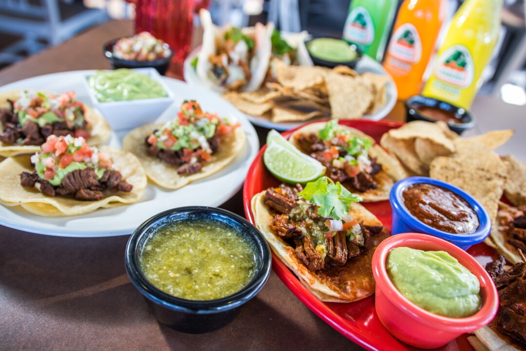 THE TACO THE TOWN. Juan and Sheila Arredondo recently moved to Eau Claire to open the Silly Serrano, 329 Riverfront Terrace, just across from Phoenix Park. The restaurant was formerly Smiling Moose Deli.