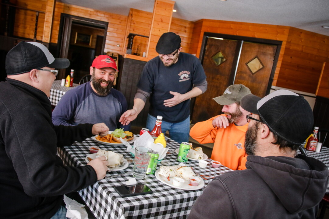 CORNERING THE MARKET. Joel's 4Corners Neighborhood Pub and Eatery recently opened at the corer of Highway 178 and County Highway S on the north side of Chippewa Falls. The menu features burgers, sandwiches, pizzas, and more.