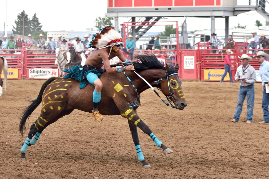 EXTREME EQUINES. The Extreme Thunder Indian Horse Relay Championship is set to premiere next year.