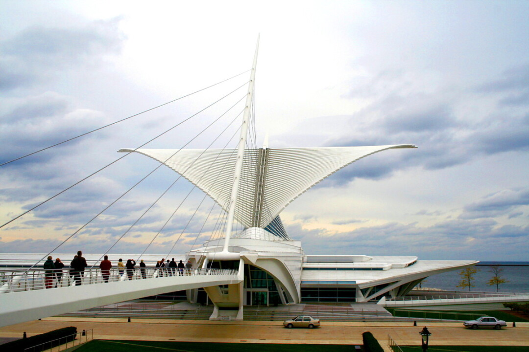 Milwaukee Art Museum / Michael Hicks / CC 2.0