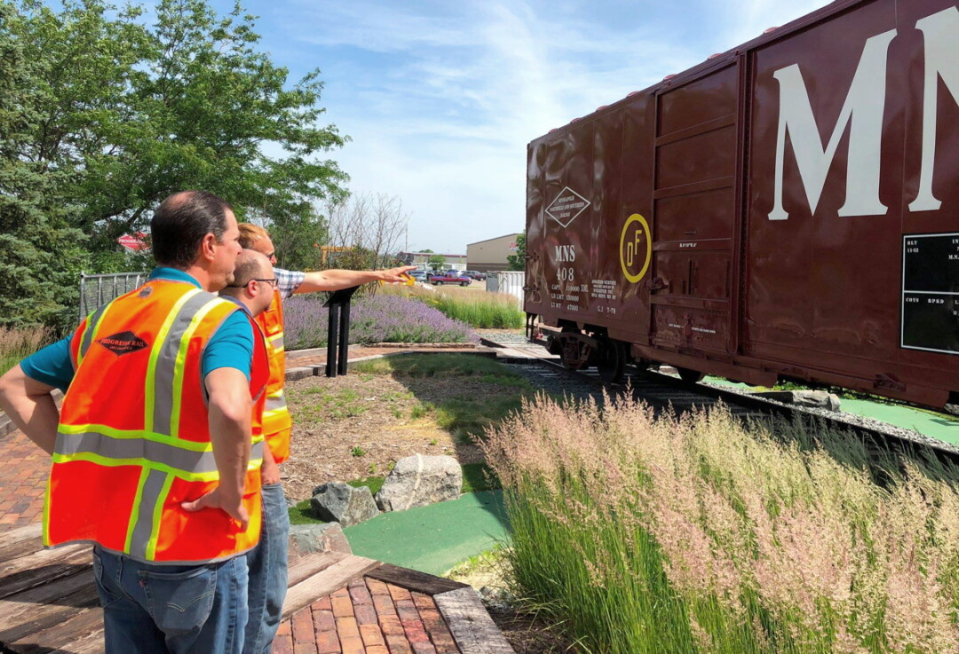 Chippewa County's railroad infrastructure is a key economic asset to the region.
