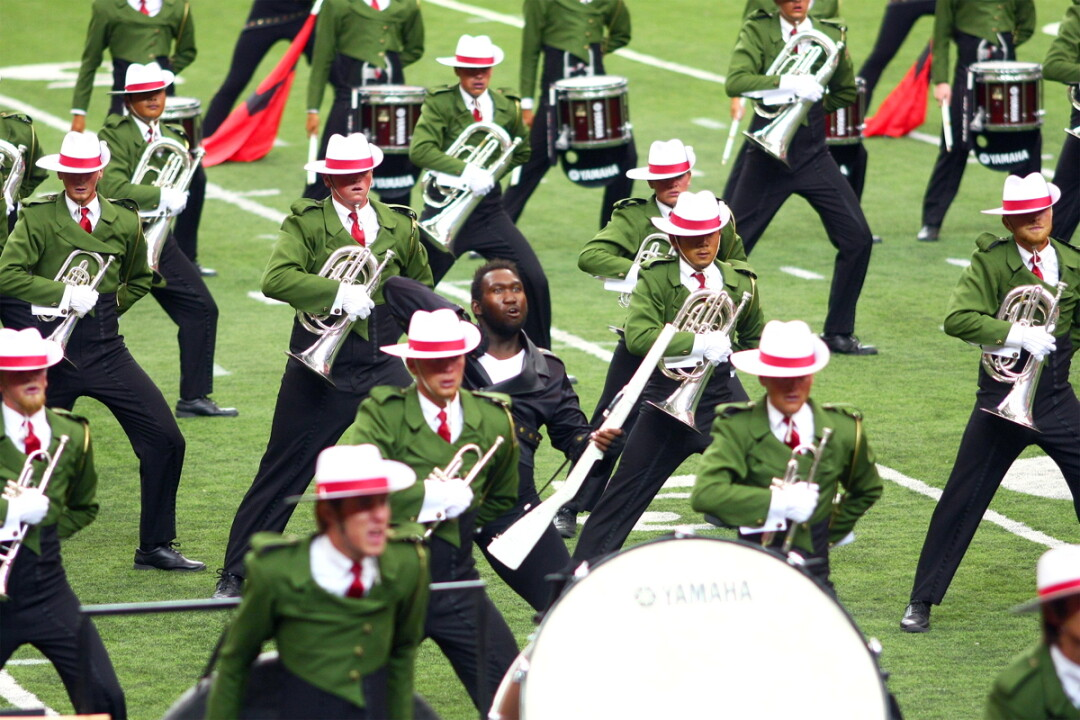 The Madison Scouts (Image: Alexdi | CC BY 3.0