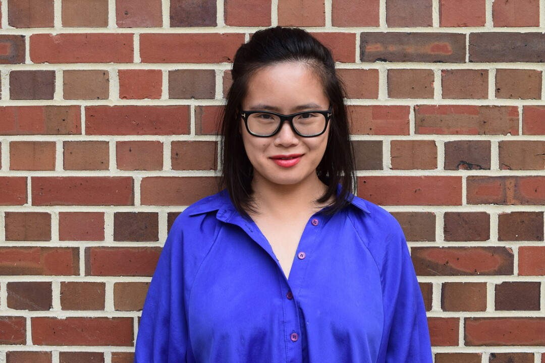 Poet and UW-Eau Claire Creative Writing Professor Dorothy Chan is one of more than a dozen national and regional writers presenting at the 20th annual Chippewa Valley Book Festival, Oct. 21-27.