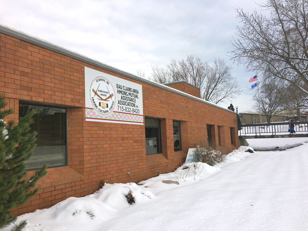 NEW HOME. Earlier this year, the Eau Claire Area Hmong Mutual Assistance Association moved into a newer, larger building at 1320 W. Clairemont Ave.