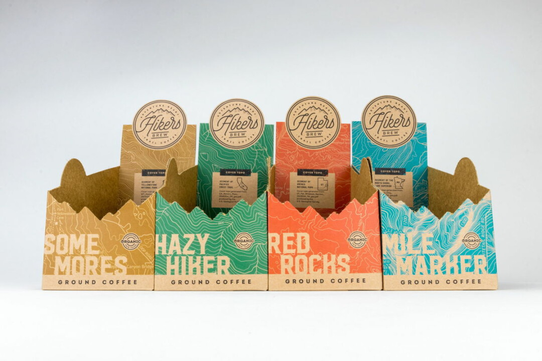 "Hiker's Brew is focused on ""creating sustainable coffee you can be proud to take on your next outdoor adventure."""